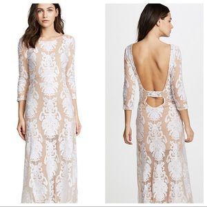For Love & Lemons San Marcos Midi Dress